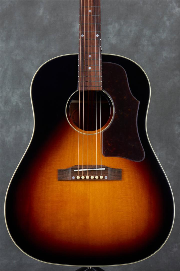 Epiphone Inspired by Gibson J-45 - Aged Vintage Sunburst Gloss
