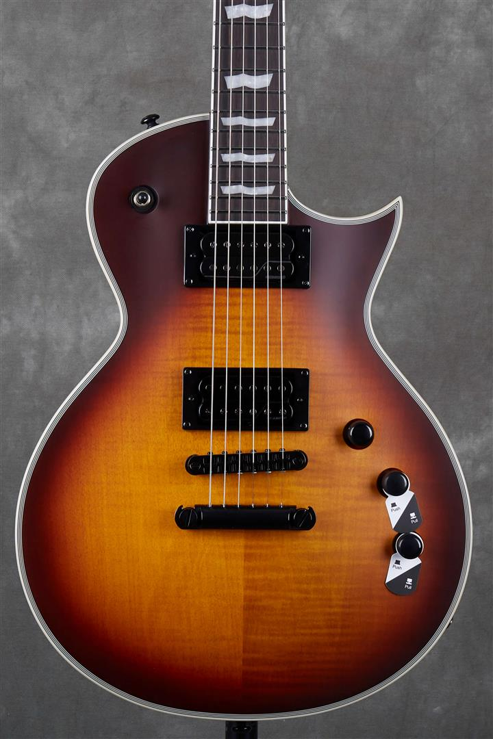 ESP LTD EC Series EC-1000T CTM - Tobacco Sunburst Satin