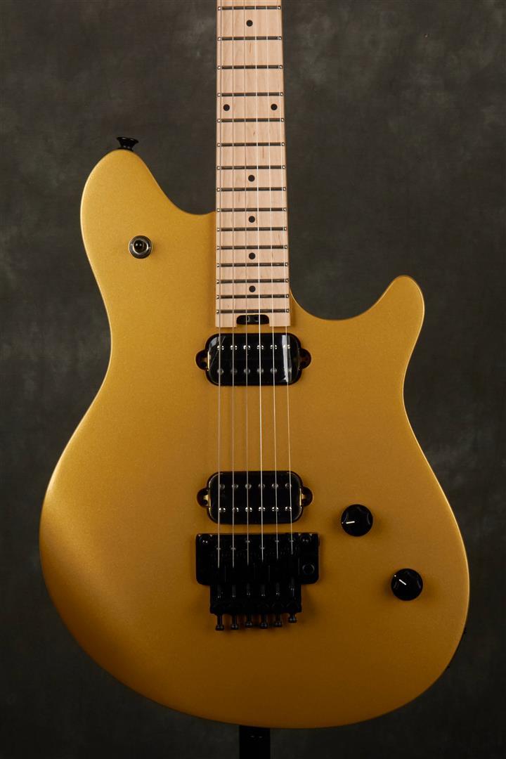 EVH Wolfgang Standard, Gold Top - MN - Gold