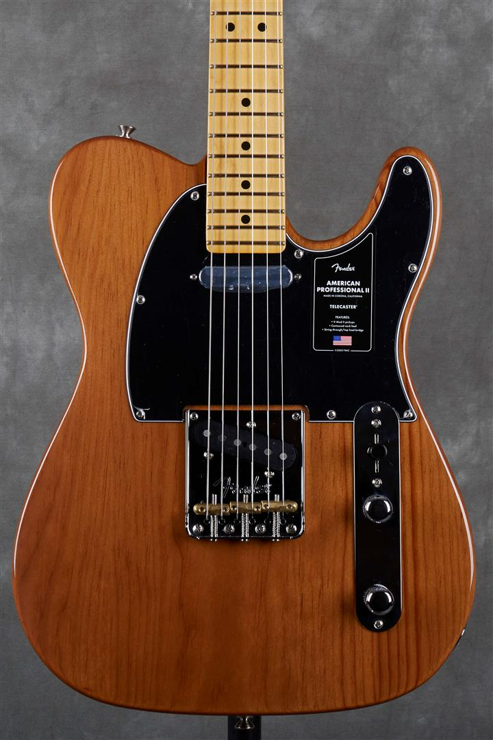 Fender American Professional II Telecaster - MN - Roasted Pine