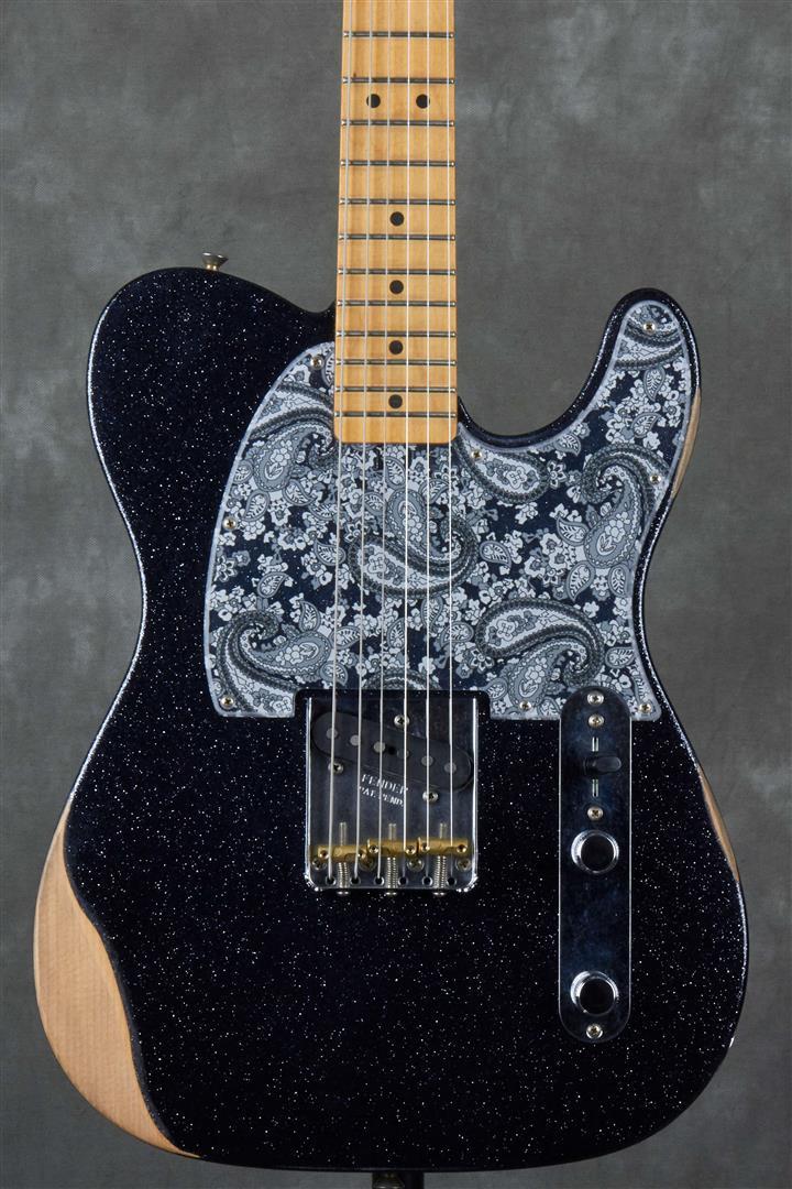 Fender Brad Paisley Esquire - MN - Black Sparkle