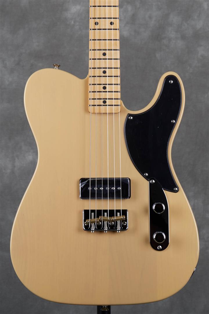 Fender Noventa Telecaster - MN - Vintage Blonde
