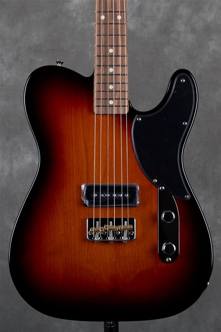 Fender Noventa Telecaster - PF - 2-Tone Sunburst