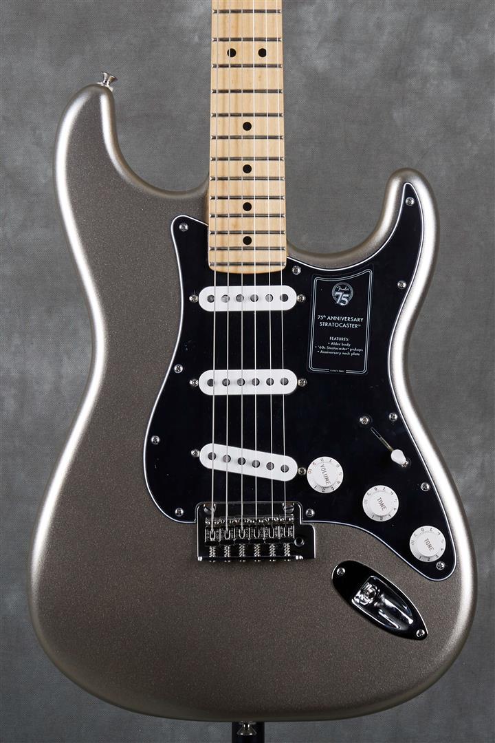 Fender 75th Anniversary Stratocaster - MN - Diamond Anniversary