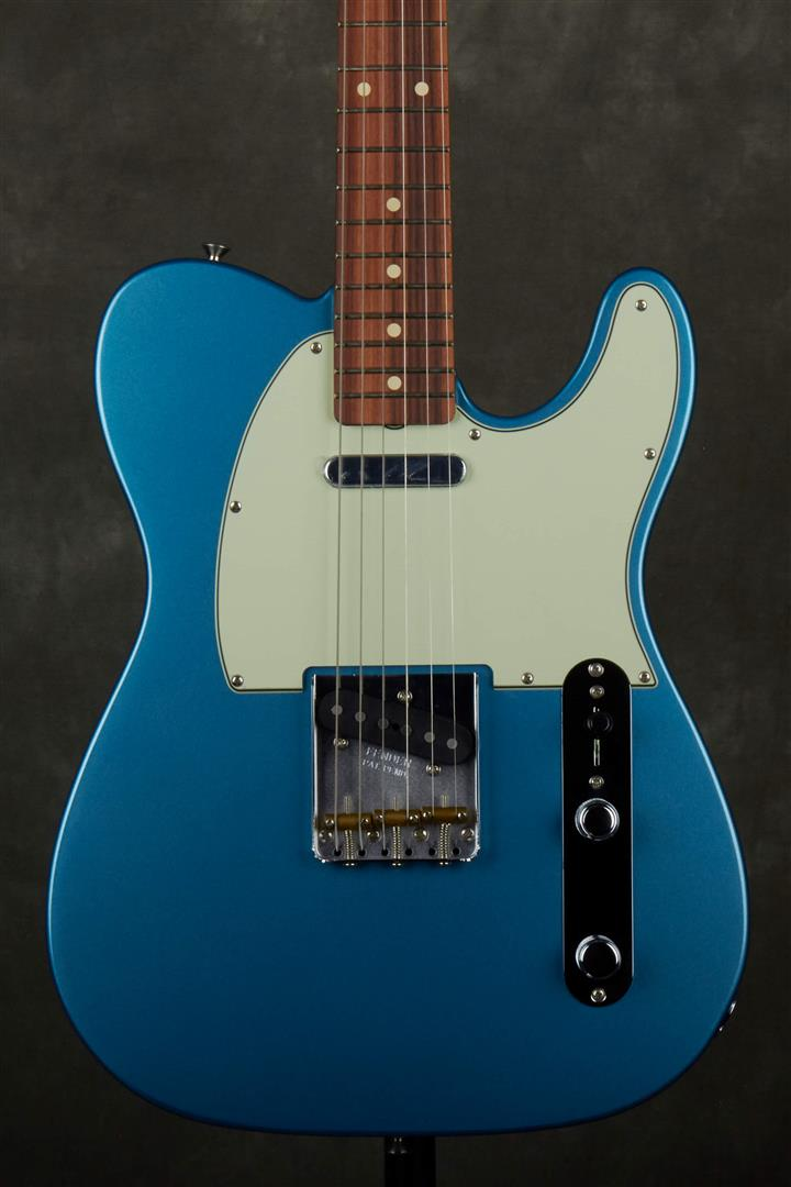 Fender Vintera Series 60s MOD Telecaster - PF - Lake Placid Blue