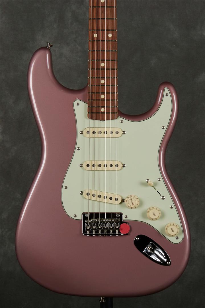 Fender Vintera Series 60s MOD Stratocaster - PF - Burgundy Mist