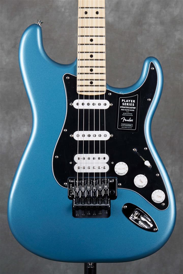 Fender Player Stratocaster Floyd Rose HSS - MN - Tidepool