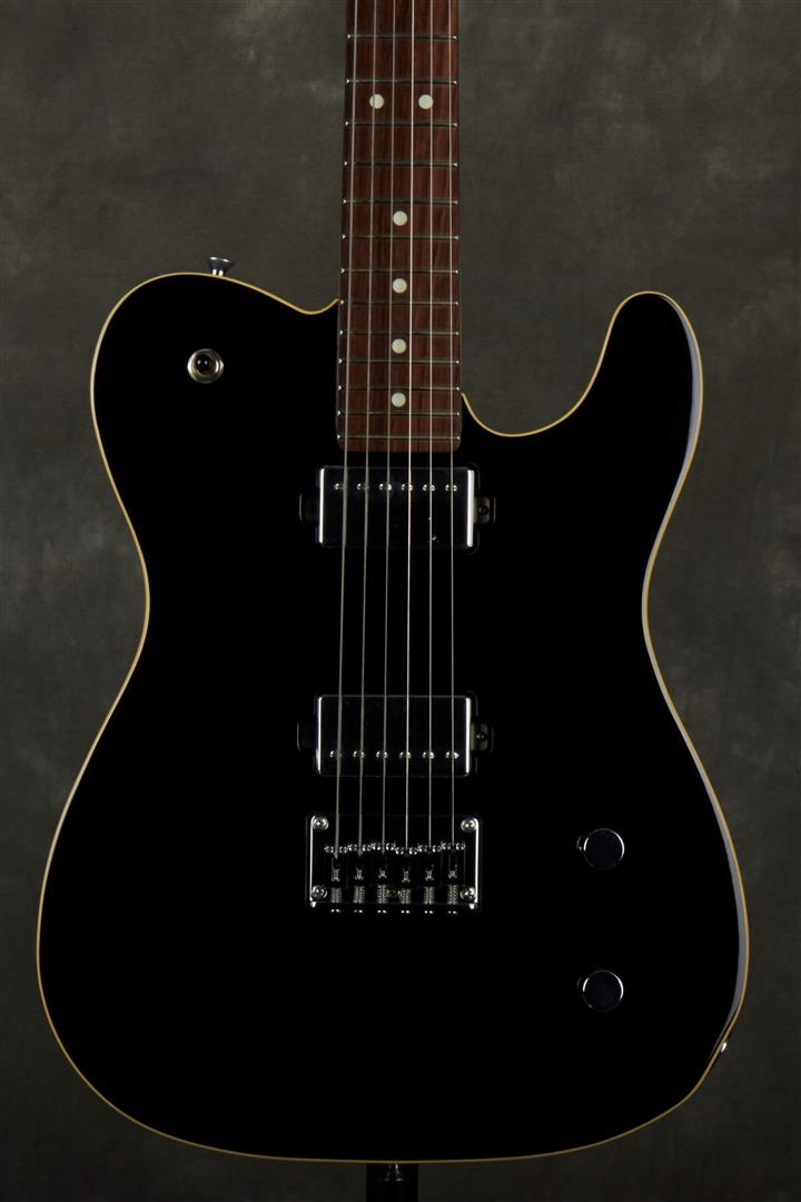 Fender Made In Japan Modern Series Telecaster HH - RW - Black