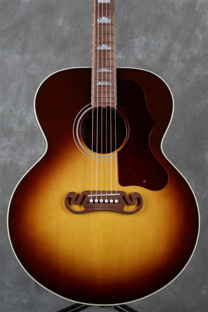 Gibson SJ-200 Studio Walnut - Walnut Burst