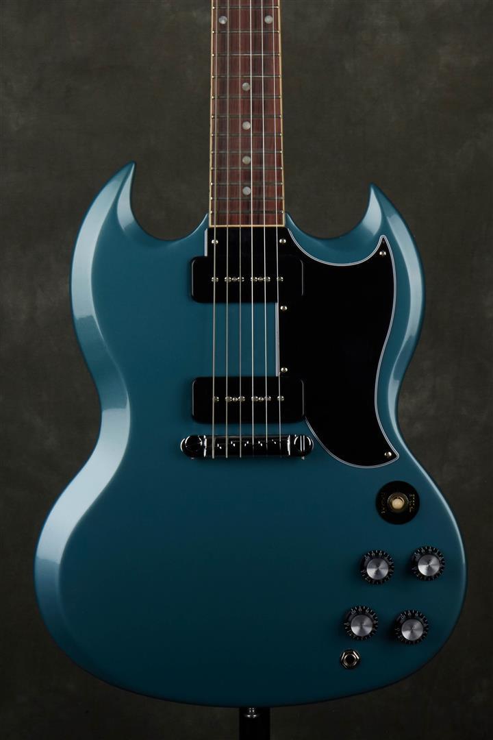 Gibson SG Special - Faded Pelham Blue