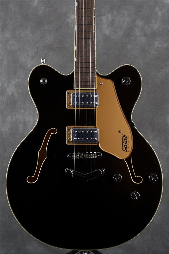 Gretsch G5622 Electromatic Double-Cut w/V-Stoptail - LRL - Black Gold