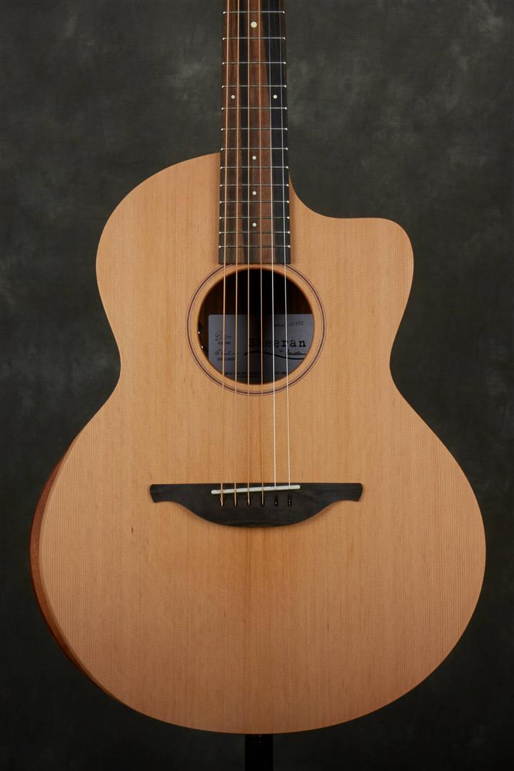 Sheeran by Lowden S-03 Electro-Acoustic Guitar