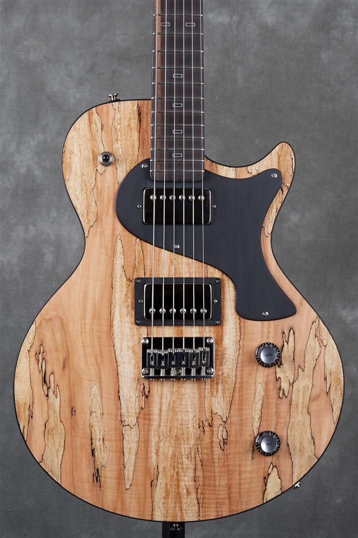 PJD Carey Custom, BK Pickups - Spalted Maple