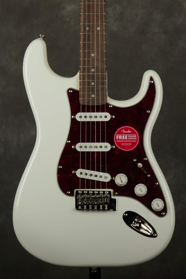 Squier Classic Vibe 70s Stratocaster - IL - Olympic White