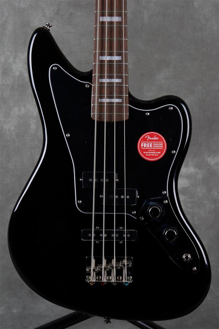 Squier Classic Vibe Jaguar Bass - LRL - Black