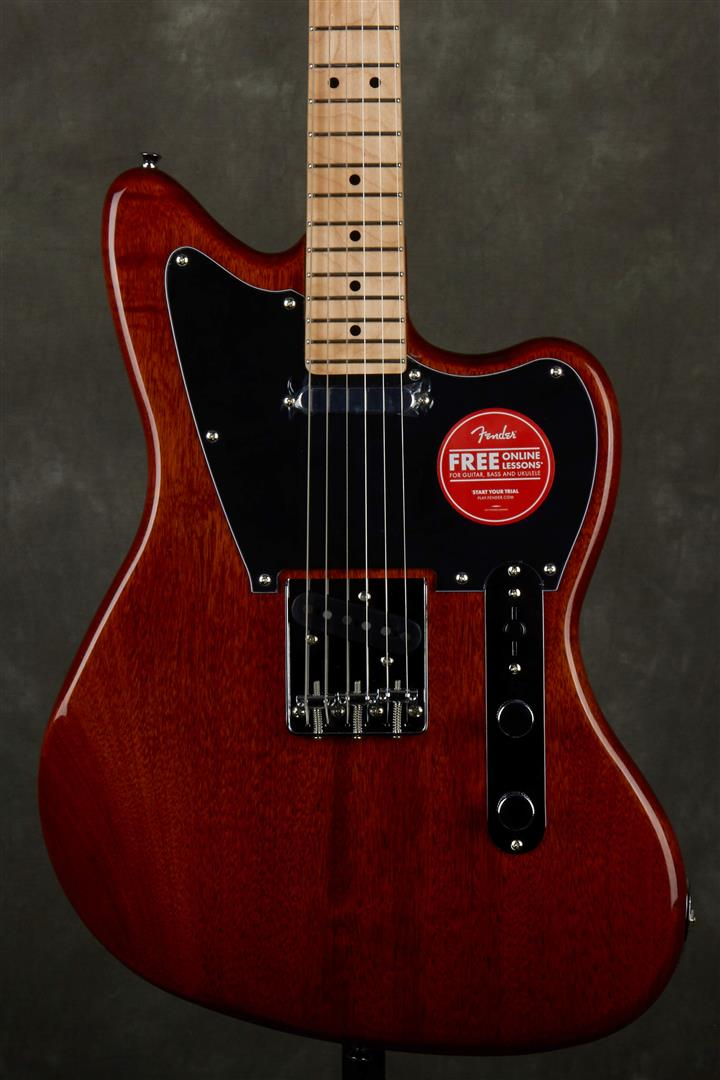 Squier Paranormal Offset Telecaster - MN - Natural