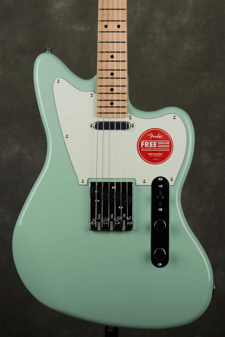 Squier Paranormal Offset Telecaster - MN - Surf Green