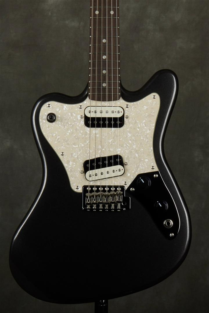 Squier Paranormal Super-Sonic - LRL - Graphite Metallic