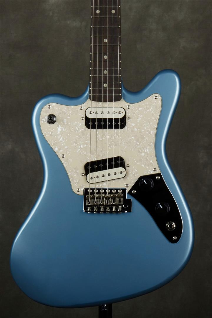 Squier Paranormal Super-Sonic - LRL - Ice Blue Metallic