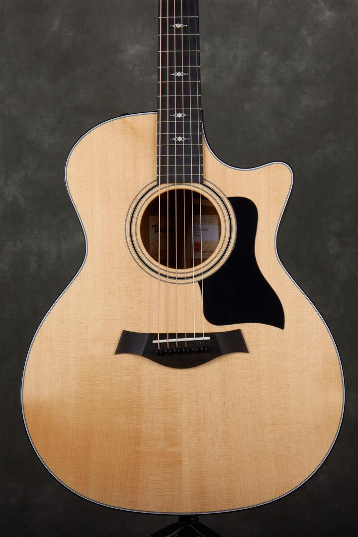Taylor 314ce Acoustic Guitar - V-Class Bracing