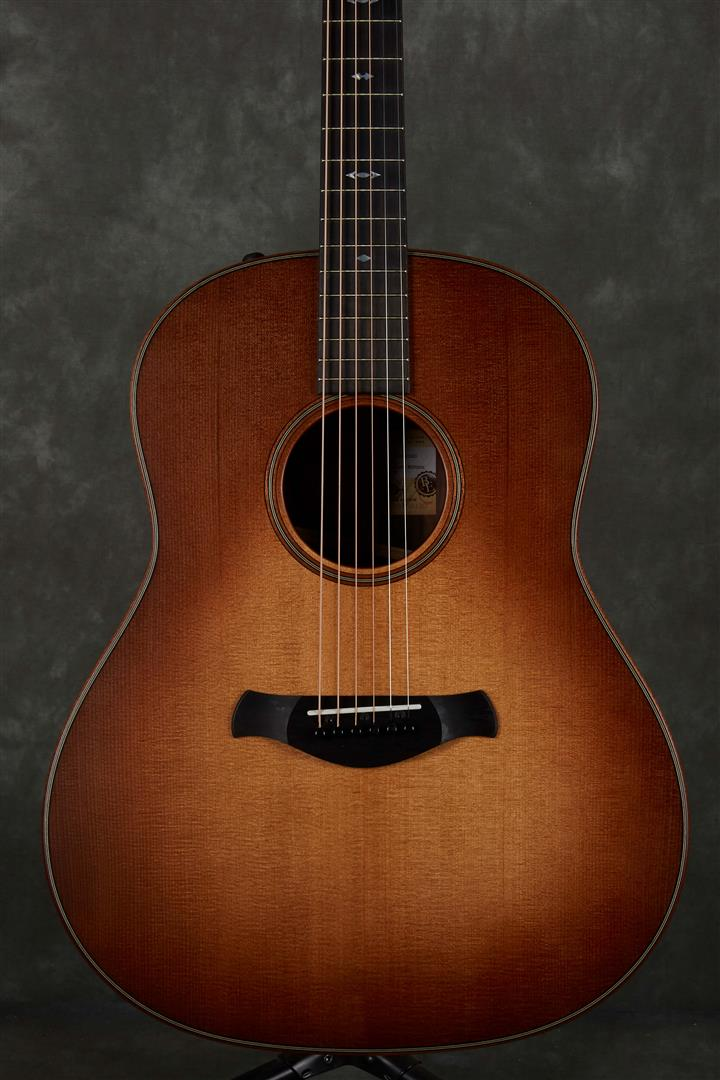 Taylor Builder's Edition 717e Electro-Acoustic Guitar - Wild Honey Burst