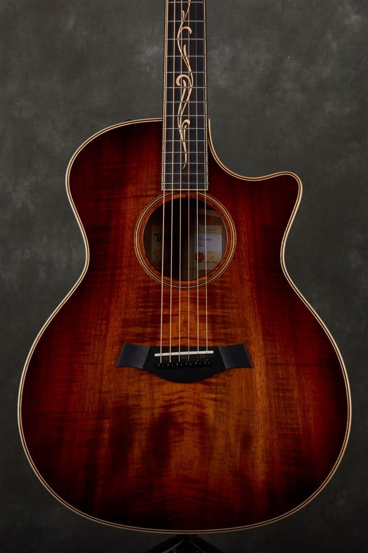 Taylor K24ce V-Class Electro Acoustic Guitar